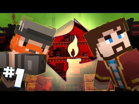 Minecraft - L'brour Mansion Part 1 - Very Richmun video