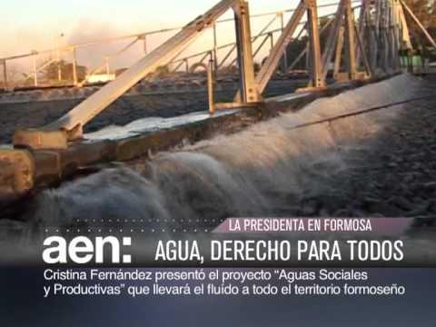 FAO, seguridad alimentaria - Agua para todos - YPF, producción local. AEN 17-09 18HS