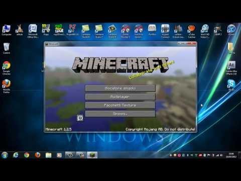 Come Scaricare Minecraft 1 7 2 Gratis Ultima Versione