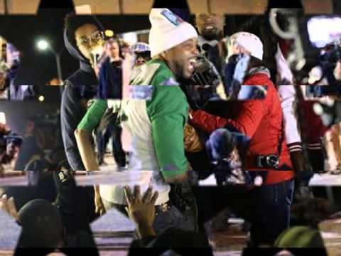 PROTEST:Ferguson: Jury Heard New Narrative of Teen's Shooting