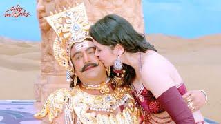 Yamaleela 2 Song Trailer - Nuvvu Navvithe Song - Mohan Babu, Nisha Kothari