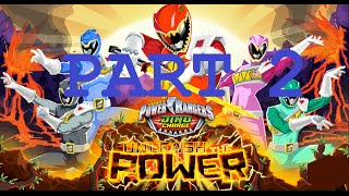 Games: Power Rangers Dino Charge - Unleash the Power! (Part 2)