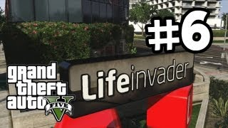 Grand Theft Auto 5 Part 6 Walkthrough Gameplay - Lester - GTA V Lets Play Playthrough