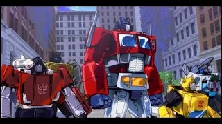 Transformers Devastation: The Movie (Arranged soundtrack and score from The 1986 animated movie)