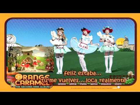 Orange Caramel  Aing Cover Español Latino video