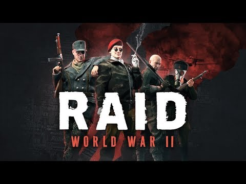 RAID World War 2 Gameplay Trailer