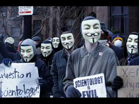 Greetings, drones of Scientology. Anonymous hopes you are still having as much fun with this as we are. Almost a year ago now, Anonymous launched Project Cha...