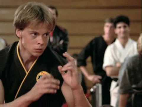 Mistakes of 'The Karate Kid' Image 1