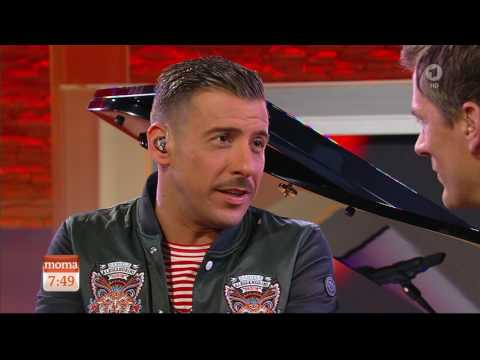 Francesco Gabbani - Occidentali's Karma (ARD-Morgenmagazin - 2017-05-18)