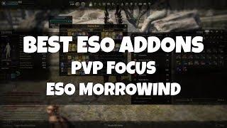 BEST ESO ADDONs | ESO Morrowind
