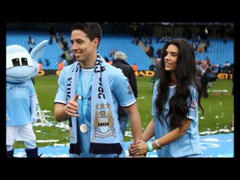 La copine de Samir Nasri se moque de l'élimination des Bleus sur Twitter !