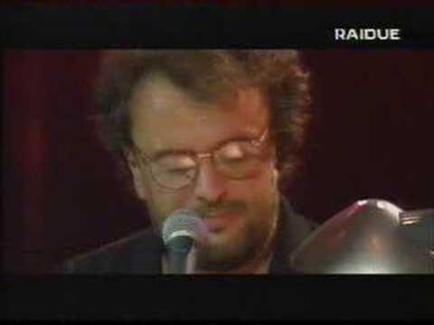 Ivano Fossati - Mio Fratello Che Guardi Il Mondo