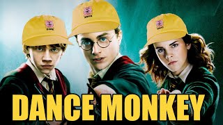 Dance Monkey is Hot in Hogwarts right now