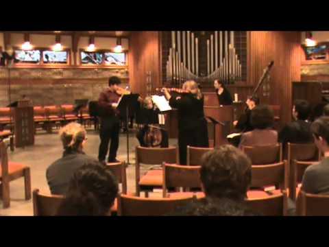 Vitali Trio Sonata in D Major, Op 1 No 1 II Allegro