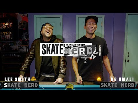 Skate Nerd: Lee Smith Vs. RB Umali | Season 10 Ep. 1