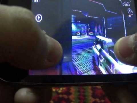 Nova Gameplay HD on Samsung Galaxy Y