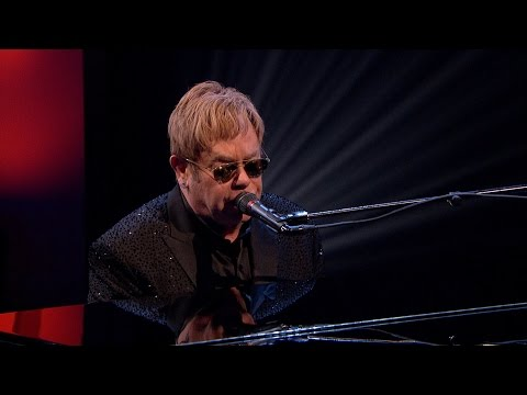Elton John - A Good Heart - Later... with Jools Holland - BBC Two