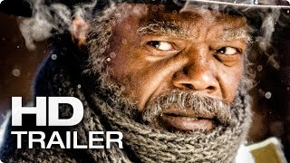 THE HATEFUL EIGHT Trailer (2016)