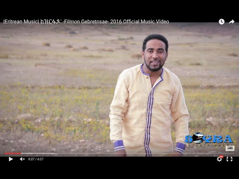 |Eritrean Music| ክዝርፋዶ'  -Filmon Gebretnsae- 2016 Official Music Video