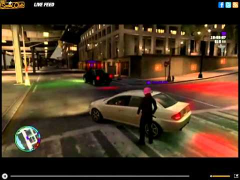 Official Grand Theft Auto IV Complete Edition Multiplayer Event 2012-01-26