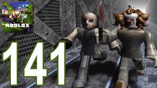 ROBLOX - Gameplay Walkthrough Part 141 - Survive and Kill The Killer in Area 51 (iOS, Android)