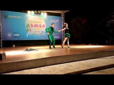 Bachata Show Dance Varna Summer fest 2015 Photo Image Pic