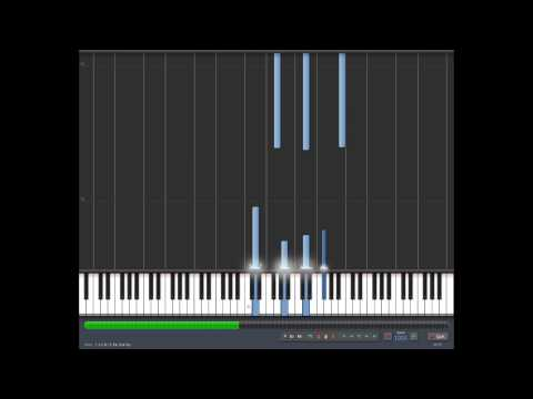 How to Play - Chuck - Chuck and Sarah - on Piano / Keyboard