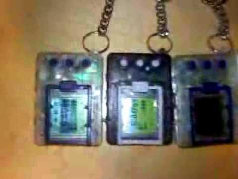 Digimon Digivice 1997 1997 Digivice Tamagotchi