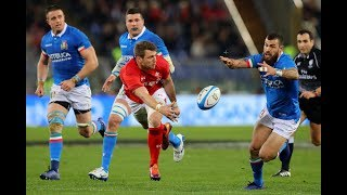 Short Highlights: Italy 15-26 Wales | Guinness Six Nations