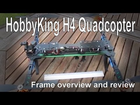 Quadcopter Frames