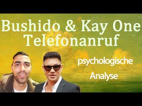 ☎️ Kay One telefoniert mit Bushido • Psychologische Analyse