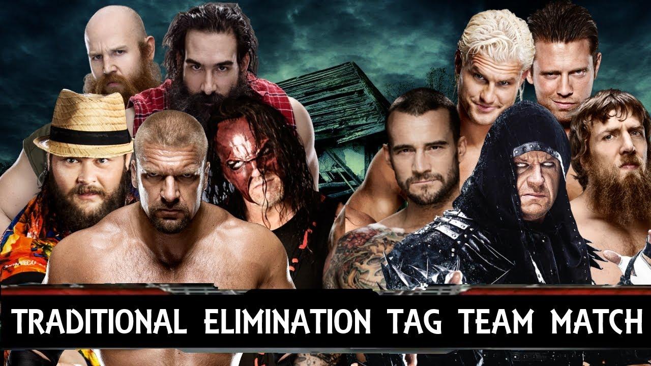 Wwe Survivor Series Dream Teams Wwe Survivor Series 2013 Match
