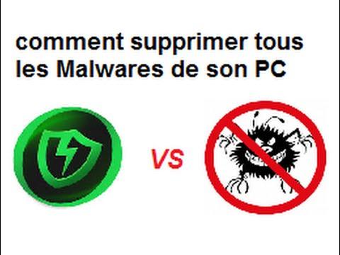 comment supprimer tous les Malwares de son ordinateur