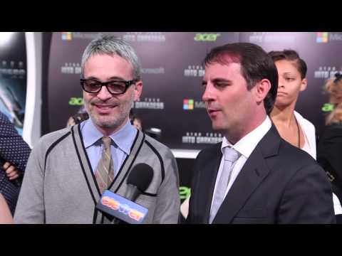 Alex Kurtzman &amp; Roberto Orci 'Star Trek Into Darkness' Premiere Interview