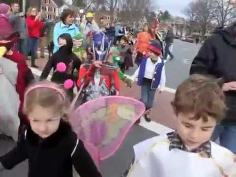 Woodstock Elementary School Halloween Parade