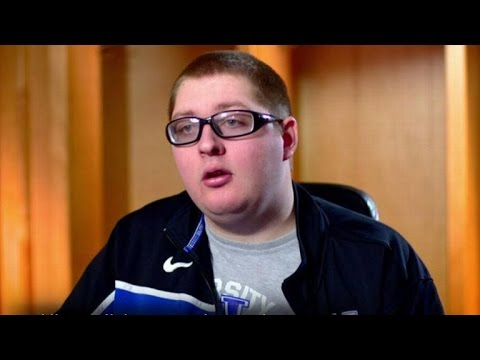 Student manager Kevin Massey fought a brain tumor at age 16 and is now an integral part of UK basketball.