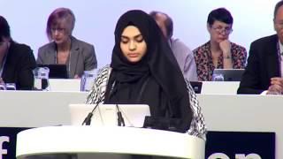 Download Lagu Ucapan Muslimah Pertahan Hijab yang Menggegar Eropah! Gratis STAFABAND