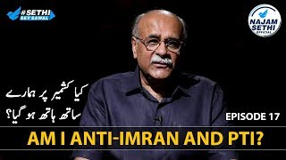 Sethi Sey Sawal | 18 August 2019 | Najam Sethi Official