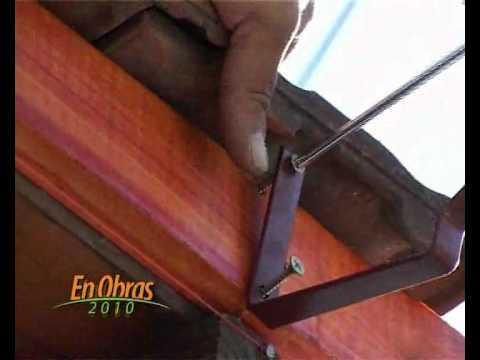 Como hacer carteles en chapa galvanizada