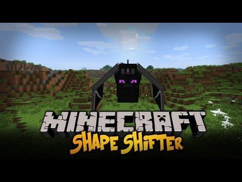 Minecraft Mody - Wciel Sie W Dowolnego Moba! - Shapeshifter | Minecraftblow   Blow video