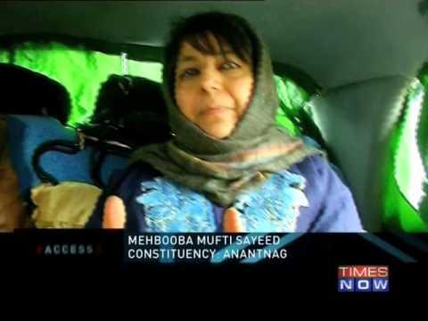 Access: Mehbooba Mufti