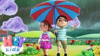 Дъжд, дъжд, тръгвай си - Български Детски Песнички