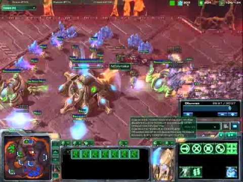 Starcraft 2 PvT Мастер-класс ЛКИ [Part 3/3]