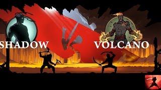 Shadow Fight 2 Raid Beta Test +Volcano