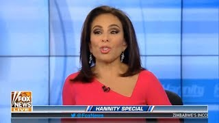 """You Know, You're Pissing Me Off"" - Judge Jeanine Pirro"