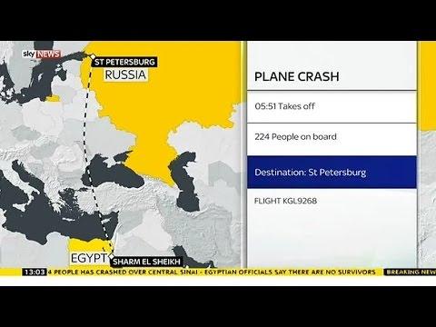 No Survivors In Egypt Plane Crash