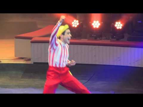 Clown, # 827 , represented by  Stefani Art Agency