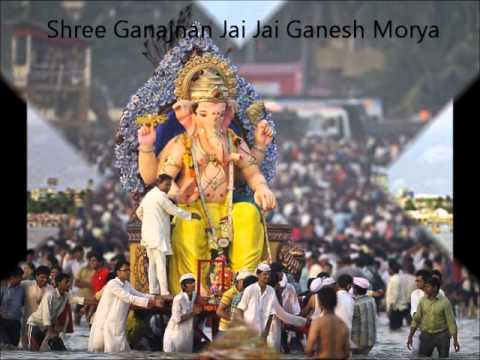 Shree Gajanan Jai Gajanan Jai Jai Ganesh Morya (bela Saver ) video