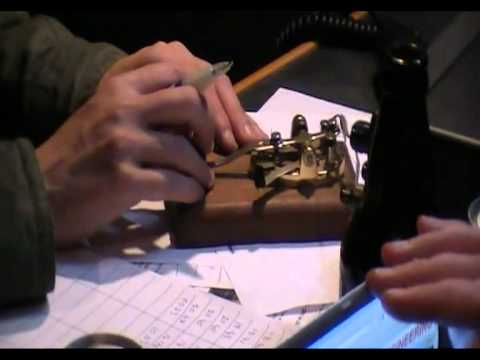 Videos from South Eastern Amateur Radio Group - EI7IS working the USA on CW