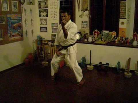 Naihanchi Kata - Okinawa Shorin Ryu Karate-do KYUDOKAN Image 1